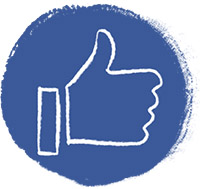 Facebook Spot Like
