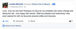Hair Salon Review Loretta