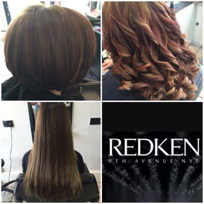 Adhara REDKEN Haircut