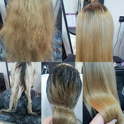 Adhara Hair Colour